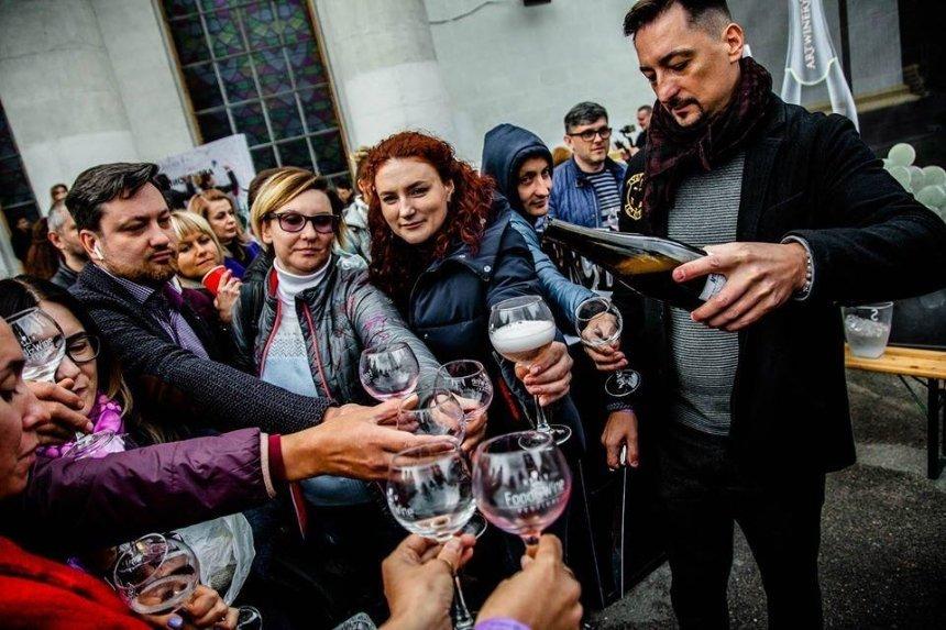 В Киеве проведут 14-й Food and Wine Festival: новая локация и правила
