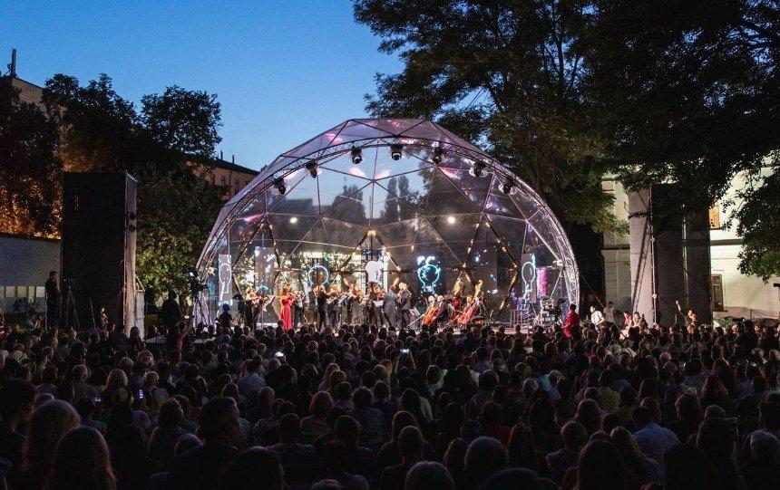 В Киеве открылся фестиваль высокого искусства Bouquet Kyiv Stage: программа