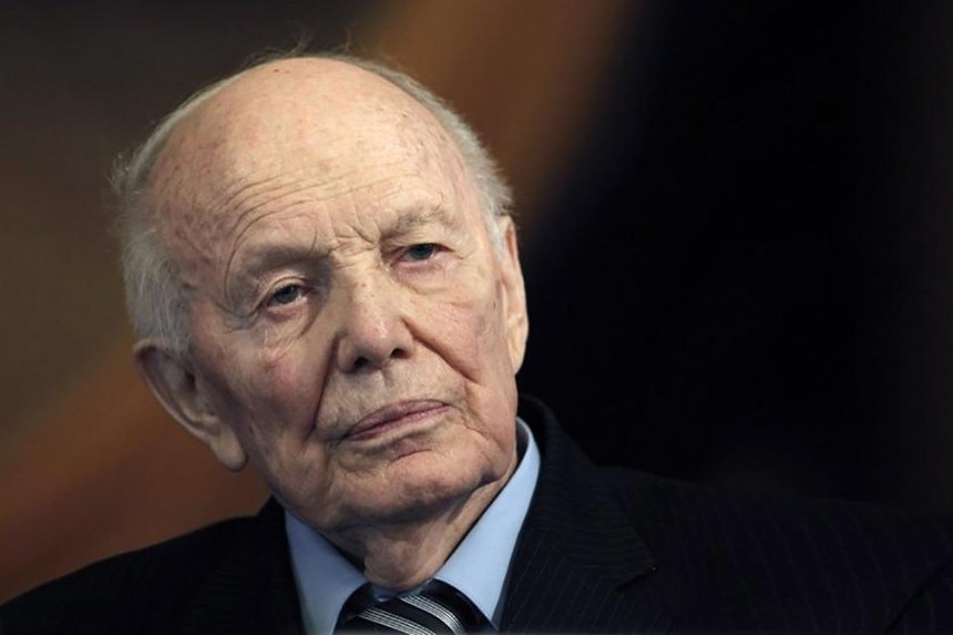 На 102-м году жизни умер выдающийся академик Борис Патон