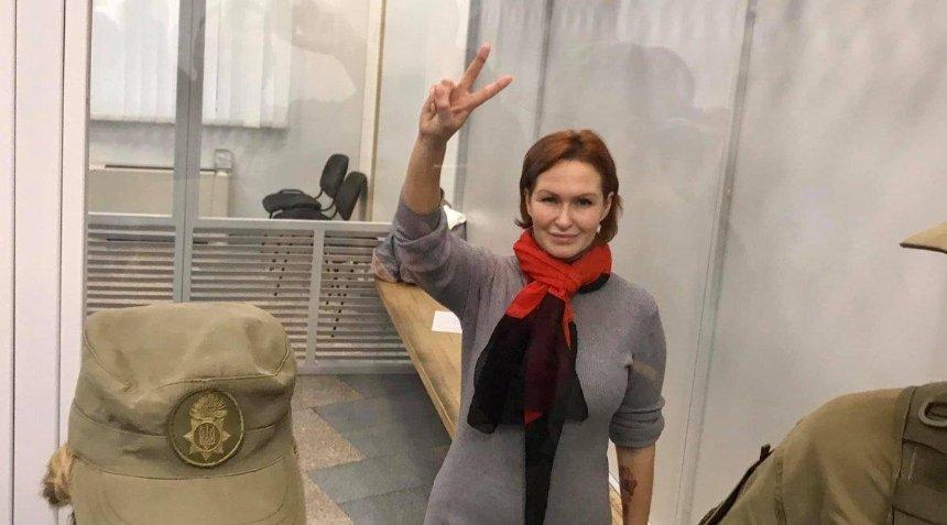 Дело Шеремета: подозреваемую Юлию Кузьменко отпустили под домашний арест