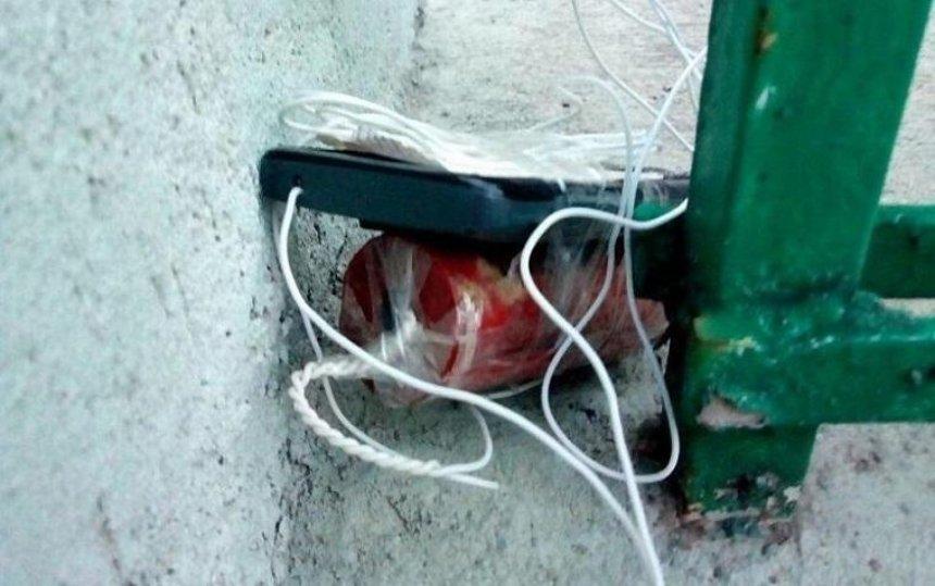 В Печерском районе нашли самодельную взрывчатку