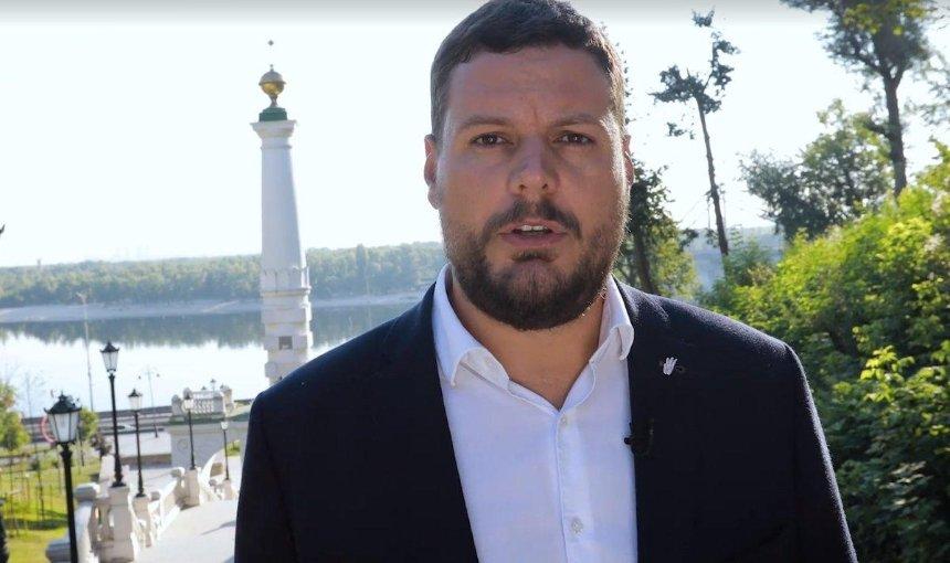 «Я бросаю им вызов»: еще один политик собрался в мэры Киева