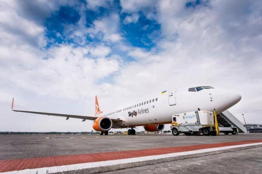 SkyUp вводит платную регистрацию на рейсы: правила