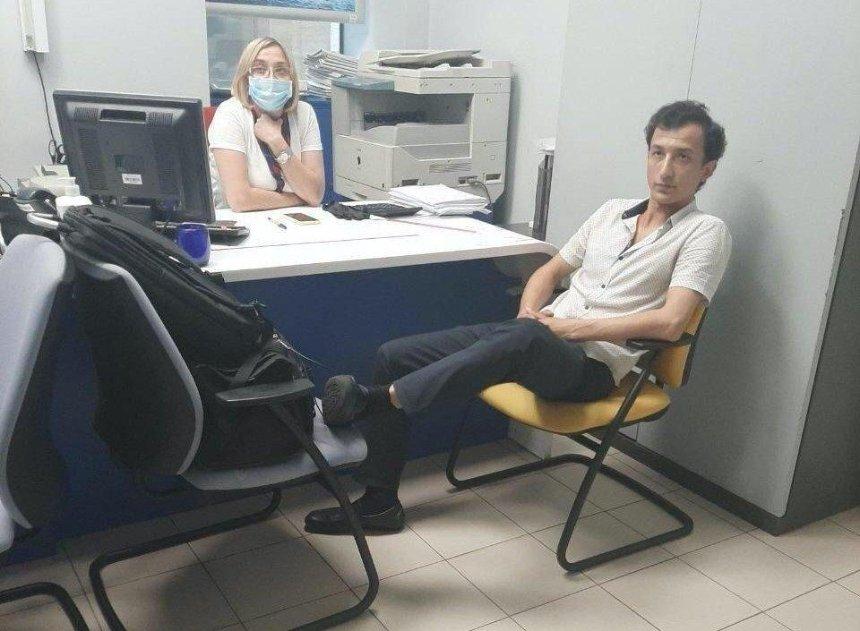 Захват бизнес-центра «Леонардо»: силовики задержали террориста