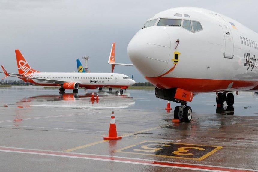SkyUp запускает автоматический возврат билетов на отмененные рейсы