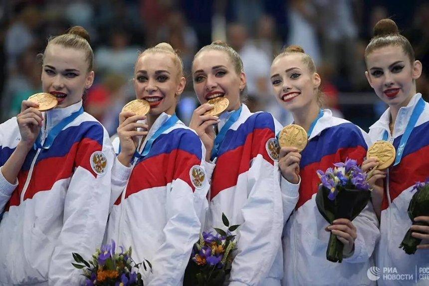 Сборная России отказалась ехать на чемпионат по художественной гимнастике в Киев
