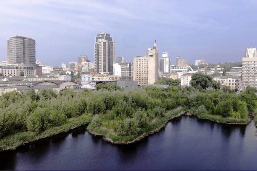 Вместо «парка мечты» — дом и ТРЦ: суд возобновил аренду участка возле «Олимпийской»