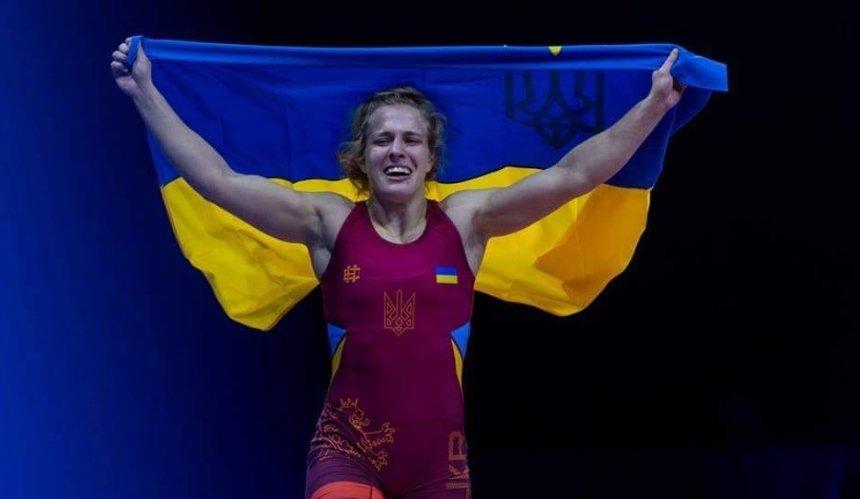 Олимпиада-2020: Алла Черкасова завоевала бронзовую медаль в вольной борьбе