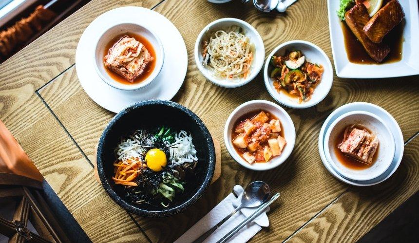 Новое место: ресторан корейской кухни Seoul Soul BBQ наАнтоновича