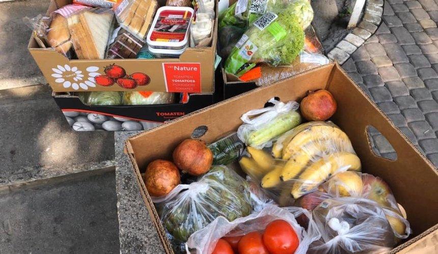 Во Львове открывается первый в Украине банк продуктов для малоимущих