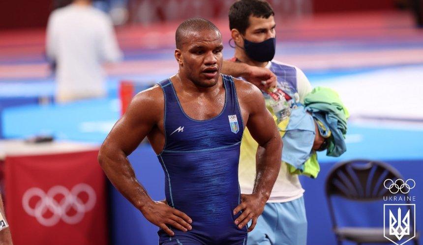 Олимпиада-2020: борец Жан Беленюк принес Украине первое «золото»