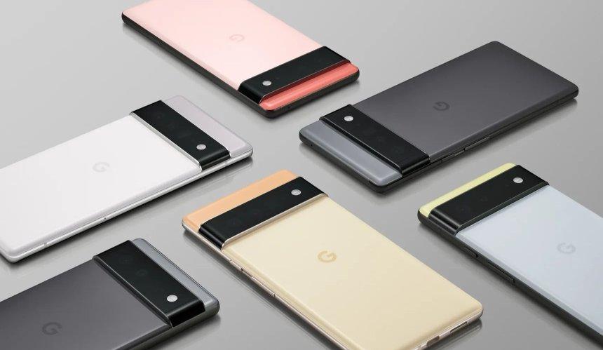 Google выпустит новый смартфон Pixel 6 с собственным чипом Tensor