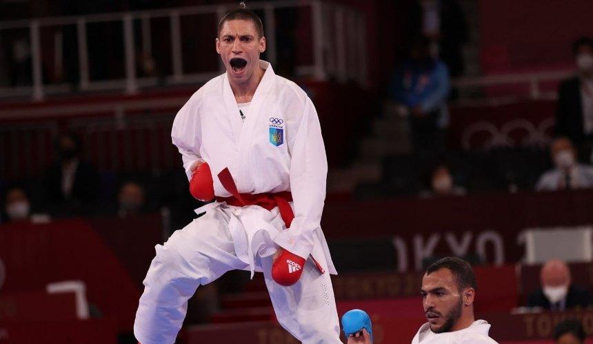 Олимпиада-2020: Украина завоевала вторую медаль в каратэ