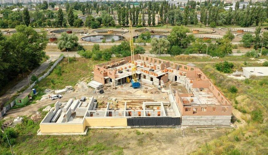 НаДарнице строят Центр защиты животных: что уже сделано