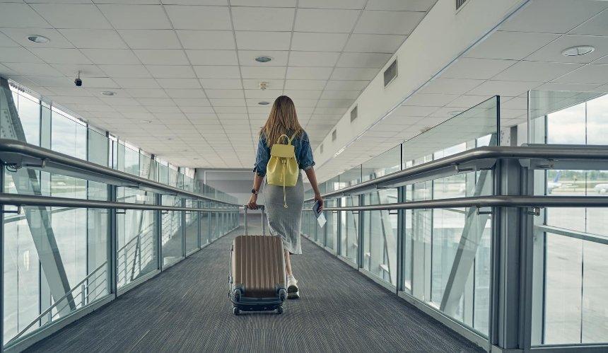 Куда чаще всего летали украинские туристы виюле: статистка «Борисполя»