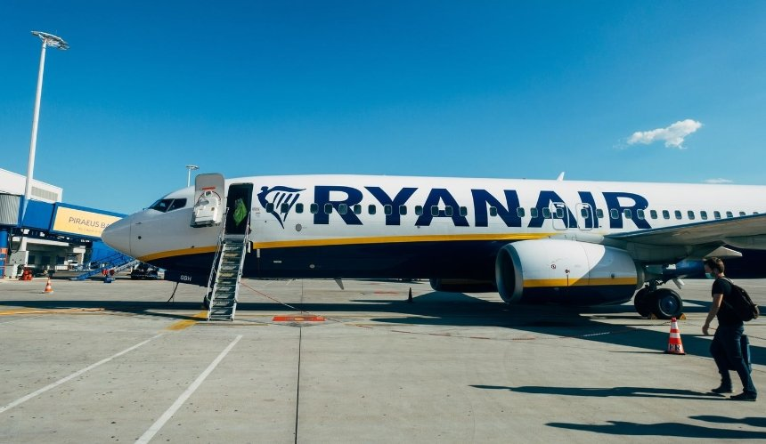 Ryanair устроил суточную распродажу билетов от 9,99 евро