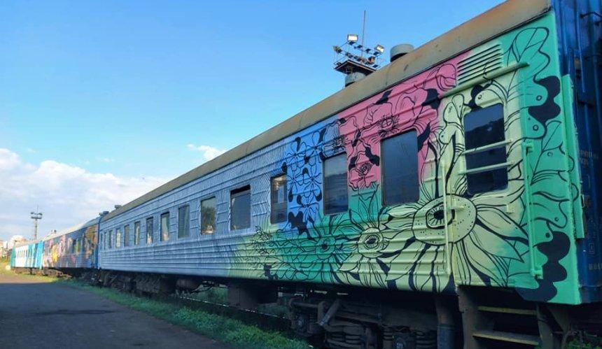 «Укрзалізниця» готовится кзапуску ГогольTRAIN: как онвыглядит