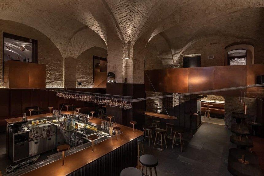 Ресторан Samna. Фото: YOD design lab