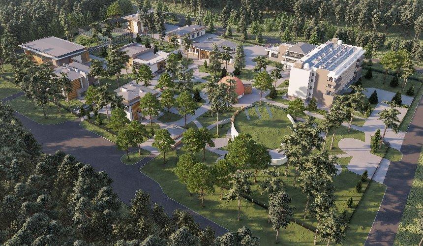 Под Киевом построят Международный детский научный центр