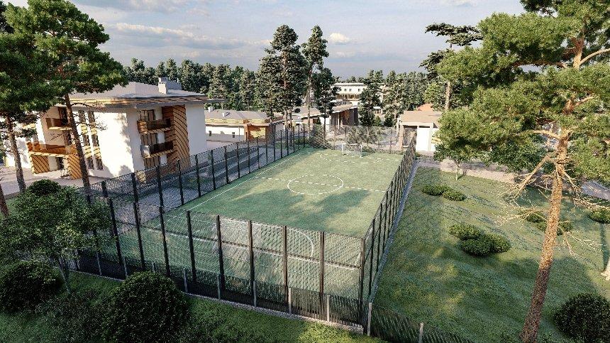 Площадка игровых видов спорта. Фото: mon.gov.ua
