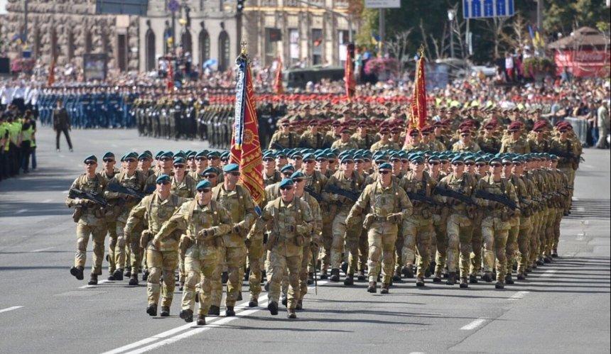 Парад и концерт ко Дню Независимости покажут на Центральном вокзале