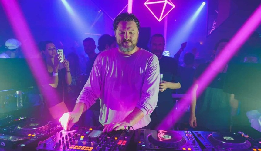В Киеве выступит один из лучших мировых диджеев Solomun
