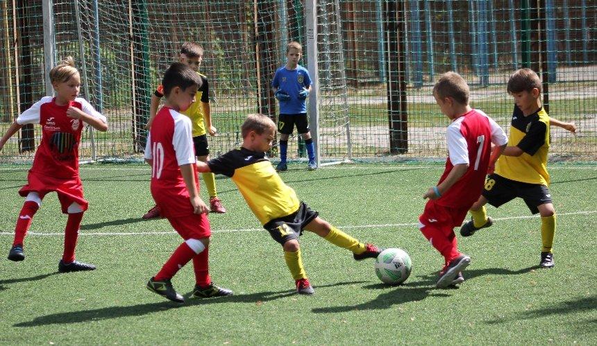 Комерційний Індустріальний Банк став фінансовим спонсором дитячого чемпіонату з мініфутболу