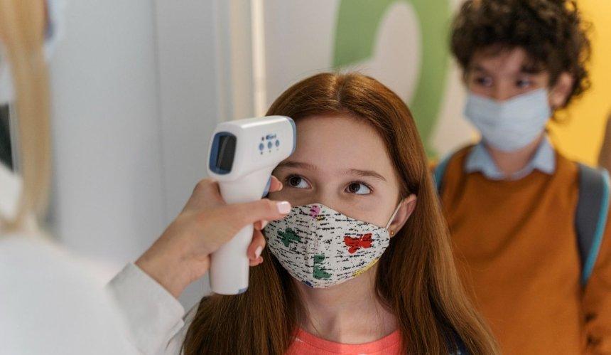 Как будут работать киевские школы и детсады в случае новой волны коронавируса
