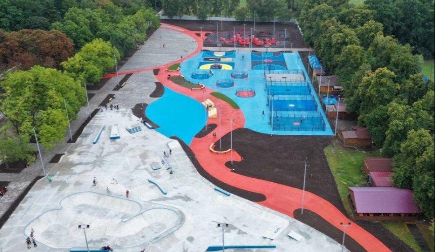 Урбан-парк наВДНГ: какие локации доступны для посетителей