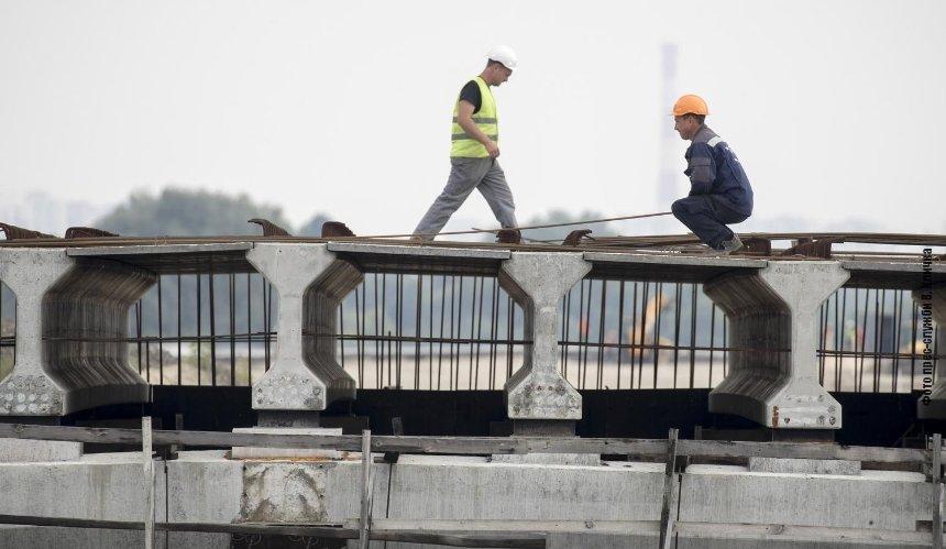 В Киеве строят новый участок Большой Кольцевой: когда его откроют