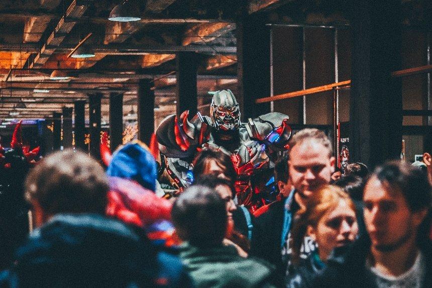 Гид по Comic Con Ukraine: куда идти и на что смотреть