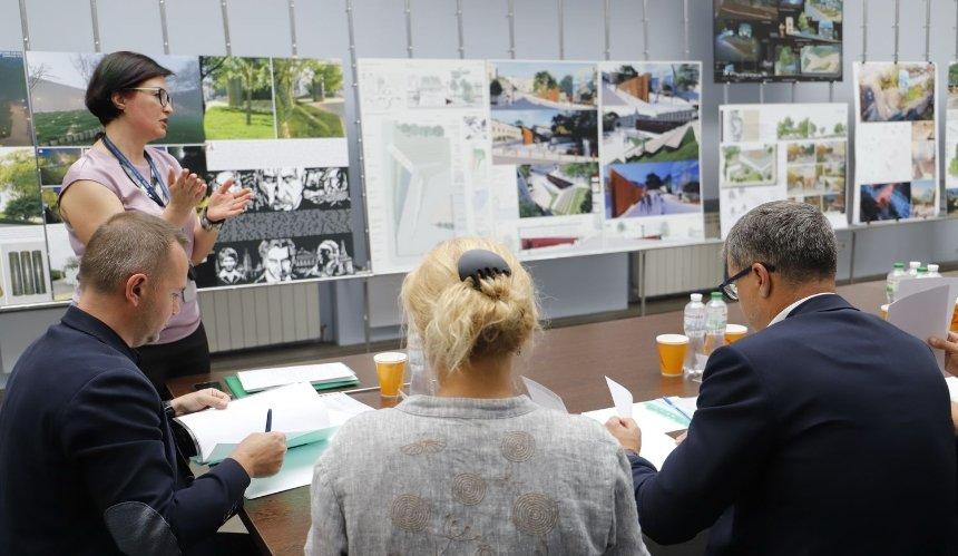 Закончился конкурс на лучший проект сквера Василия Слипака: кто победил