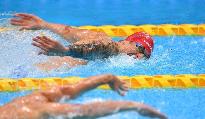 Паралимпиада-2020: украинские пловцы установили еще два мировых рекорда