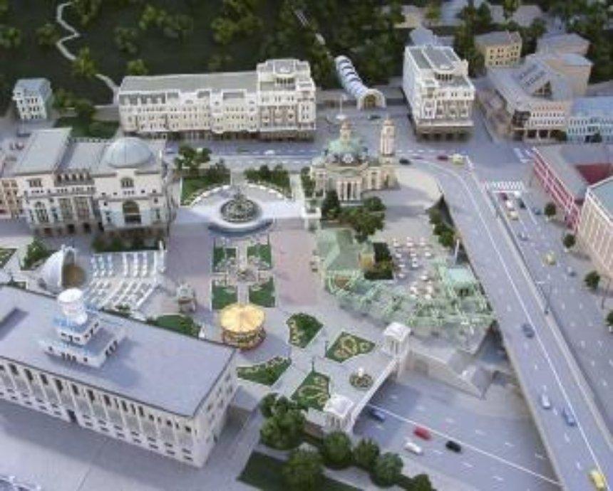 Почтовую площадь в Киеве расширят до конца месяца