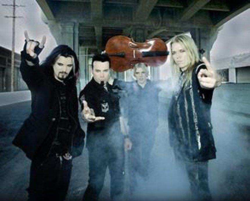 Apocalyptica, «7th Symphony»: розыгрыш билетов (завершен)