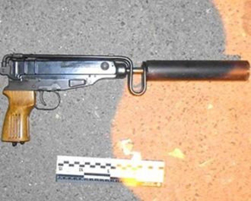 В Киеве поймали 21-летнего мужчину с арсеналом оружия
