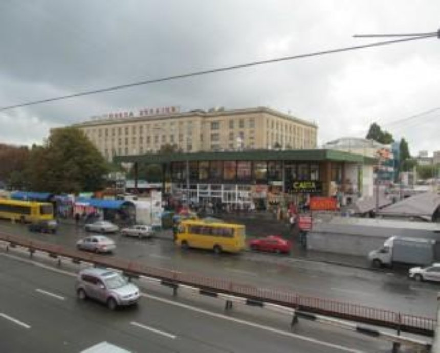 Варианты объезда ремонта на Шулявке (схема)