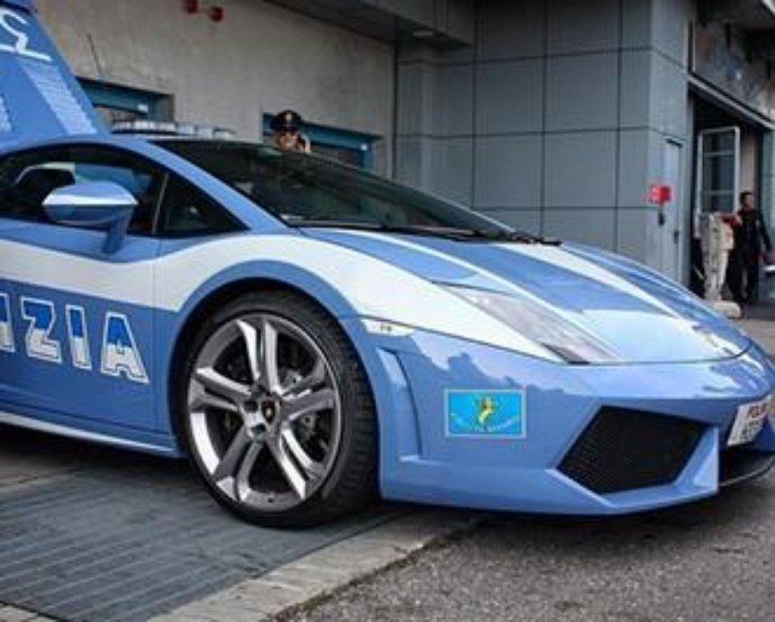 Киевская полиция получит суперкар Lamborghini Gallardo