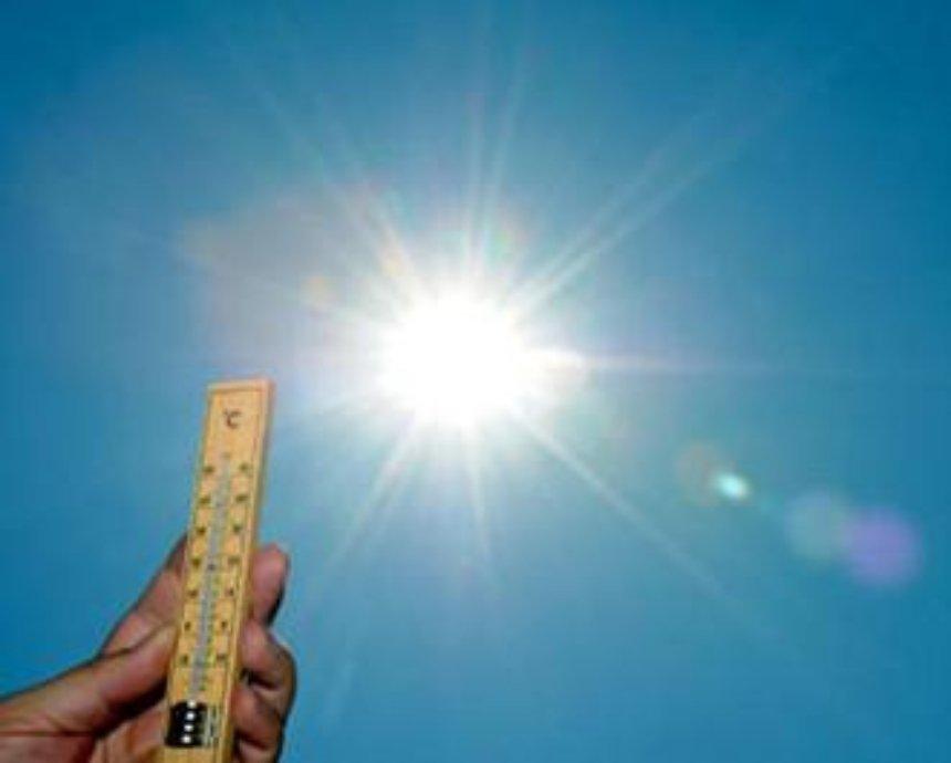 В Киеве 3 сентября был побит температурный рекорд 19 века