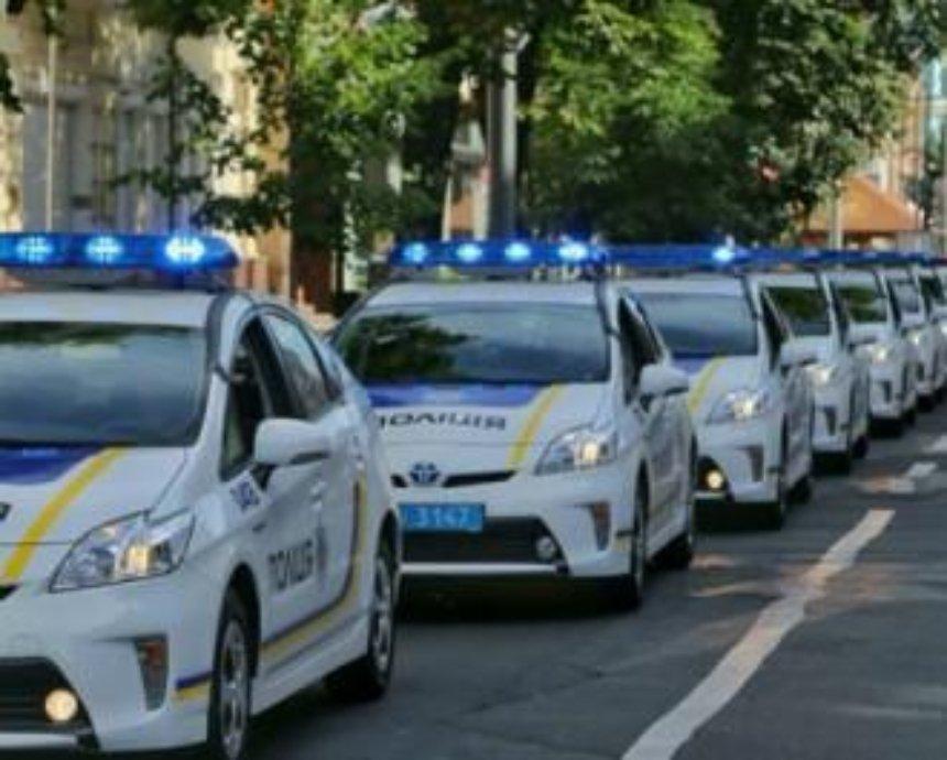 В Киеве задержали полицейского
