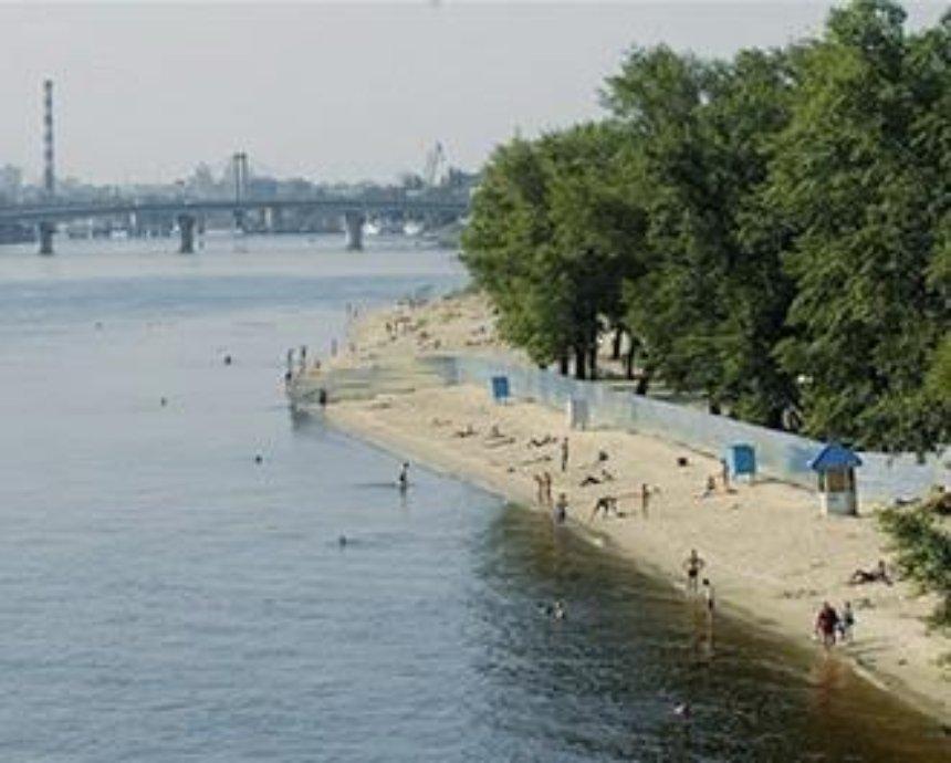 Кияни мають доступ лише до 15% берегів Дніпра (инфографика, видео)