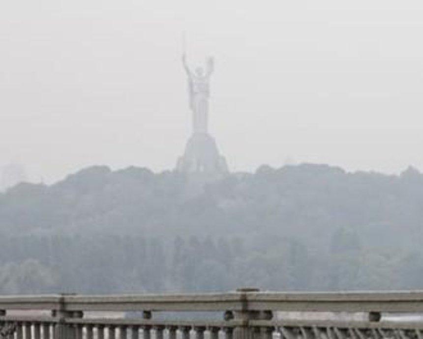 Опубликованы свежие данные о загрязненности воздуха в Киеве