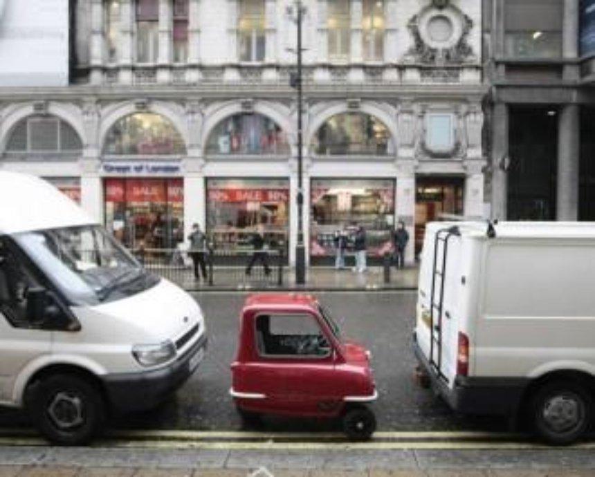 Платить за парковку в столице теперь можно банковской картой