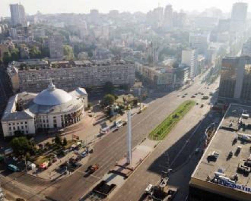 Ремонт на проспекте Победы затянется до середины осени