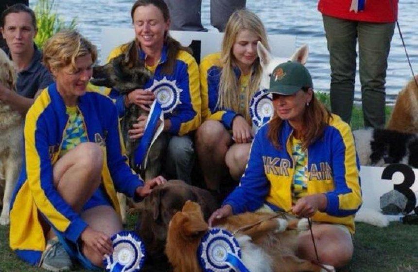 Українці зайняли перше місце в чемпіонаті Європи з порятунку на воді (фото)