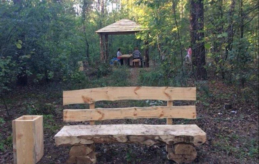 В «Конча-Заспа» появится новая зона для пикников (фото)