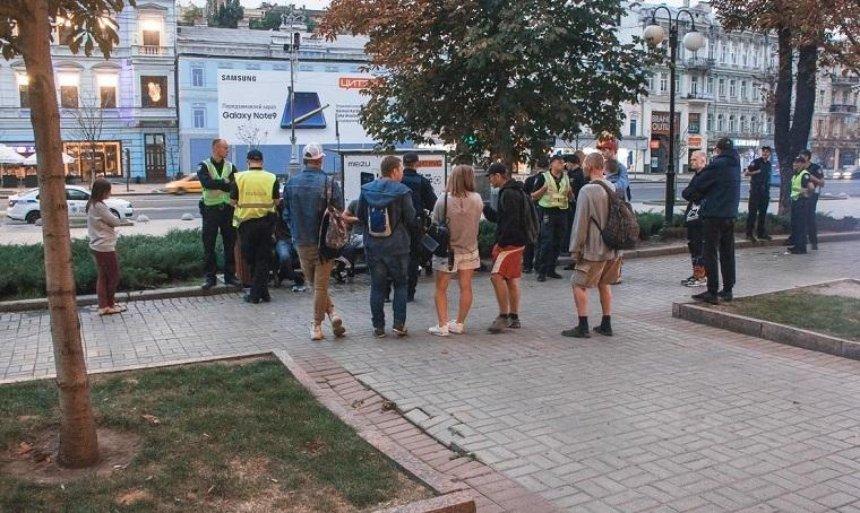 Напад на ЛГБТ у Києві: поліція повідомила деталі (фото)
