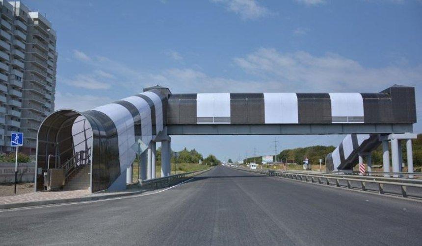 Біля метро «Академмістечко» побудують надземний перехід