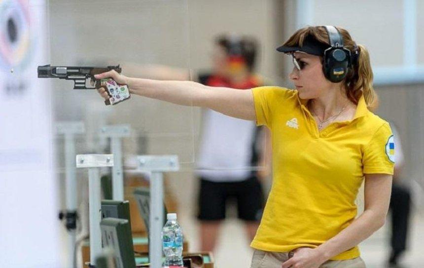 Украинка одержала победу в финале чемпионата мира по стрельбе