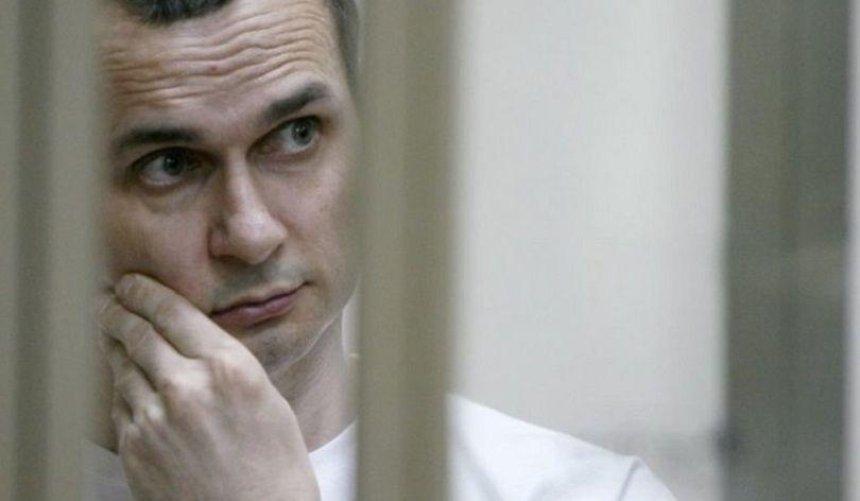 «Неверю всчастливый конец»: Сенцов написал завещание натворчество